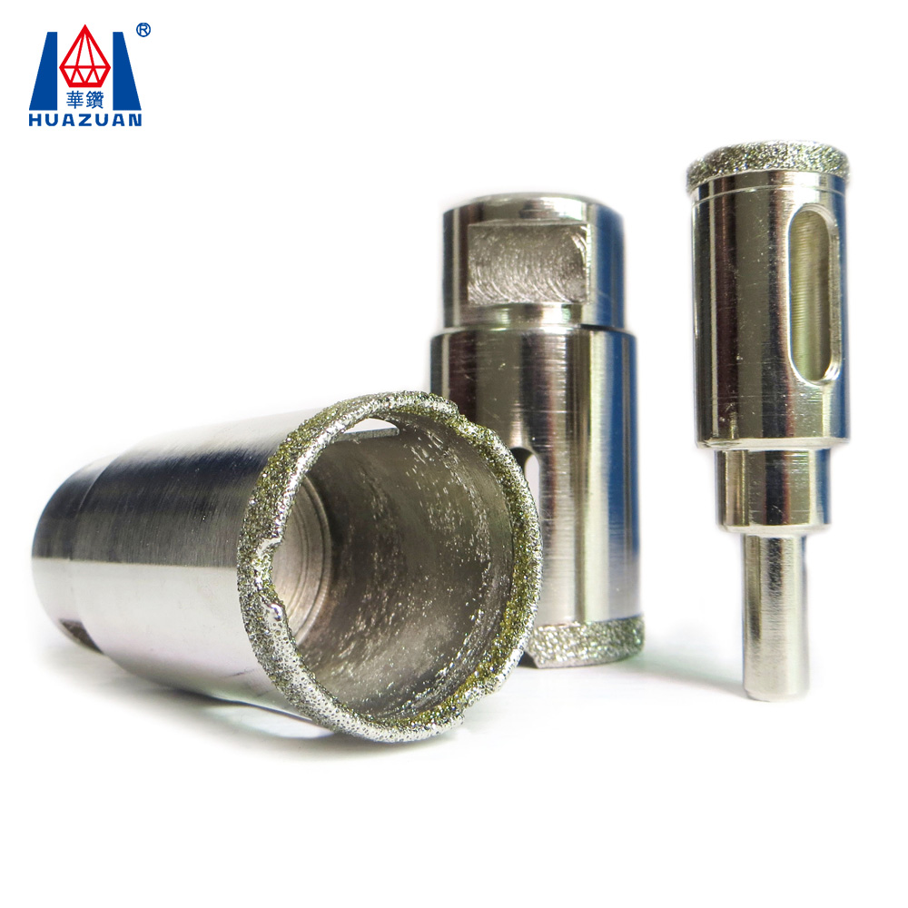 Quite Sharp Electroplated Diamond Core Drill Bits for Ceramic