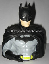 Batrman money saving money box for promotion gifts