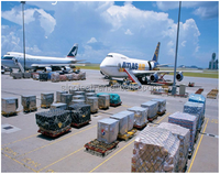 Air freight forwarders from China to Worldwide