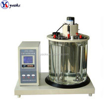 ASTM D1298 Digital Auto Liquid Densitometer Turbine Oil Transformer Oil Density Meter