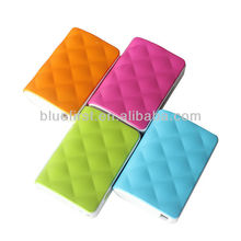 2013 new products colorful power bank for laptop&phone charger(BP-25)
