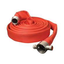 multipurpose synthetic rubber fire fighting hose