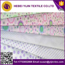 factory price polyester cotton fabric/bedding sets fabric