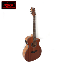 Wholesale cheap china acoustic electric guitar for kids adult professional people