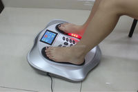 Hot new products for 2014 Electronic pulse foot massage, foot tools