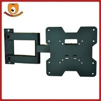Rotate 180 Degrees TV Wall Mount Bracket Holder Furniture Kit For 24 - 37 LCD Flat Panel