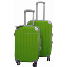 new design aluminium frame abs/pc teravel luggage factory price from Baigou shanghai dongguan yiwu