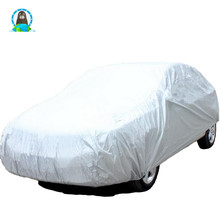 outdoor single layer car hood rain sunscreen for cars