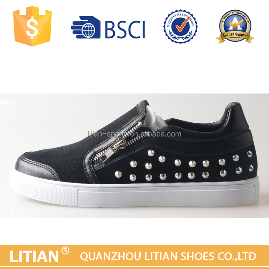2017 SS slip on women shoes made in China