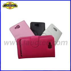 For Samsung Ativ S Wallet Leather Case,Flip Cover for Samsung Ativ S I8750,More Colors Available,Laudtec