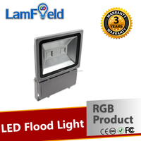 High CRI 100W RGB LED Flood Light DMX Lighting For Outdoor