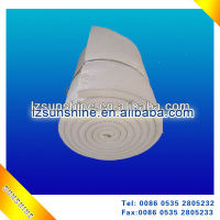 superfine fiber blanket high alumina ceramic fiber blanket