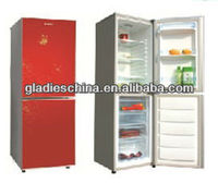 219L Double Door Home Refrigerator(GLR-19NXJ) with CE/CB/ISO9001