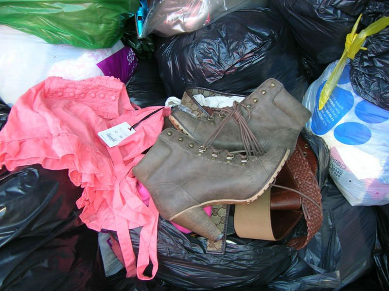 Unsorted original door to door clothes, second hand clothes in uk, used clothing