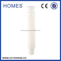 Plastic Flexible pipe for shower and bath waste