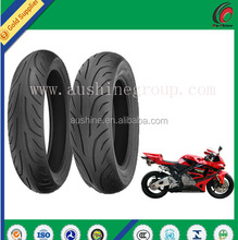 NEW Design Low Noise Rubber Motorcycle Tyre 4.00-12 2.25-17 2.50-17 80/90-17