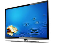 SUPER SLIM 47 inch LED TV with SMART TV and DVD combo