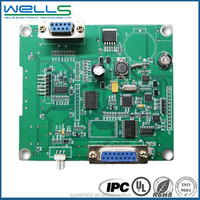 Low cost UL94v0 1.6mm pcb No halogen high frequency ups circuit