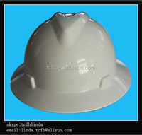 ANSI standard safety helmet,full brim hard hat,ABS safety cap