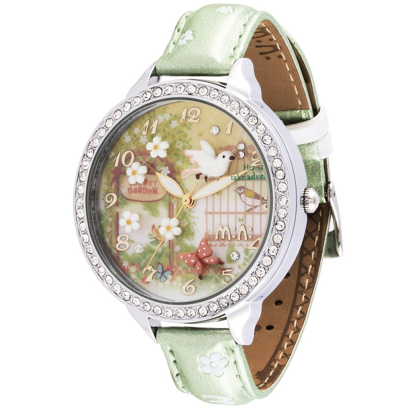 Korea 3D Mini World Watch 2020 best selling Handmade CLAY Children women dream OEM Christmas present