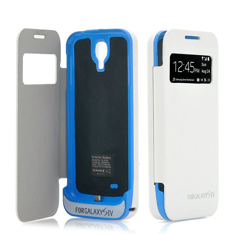 Power Cases for Samsung Galaxy S4
