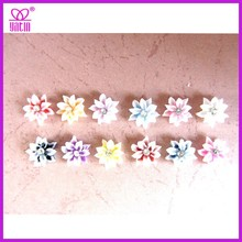 3D resin nail decoration 3D resin nail art with portrait design 3D resin nail stickers