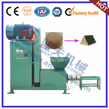 Hot sale in Russia pini kay wood briquette machine