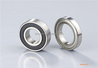 deep groove ball bearing water tight bearing double flange bearing