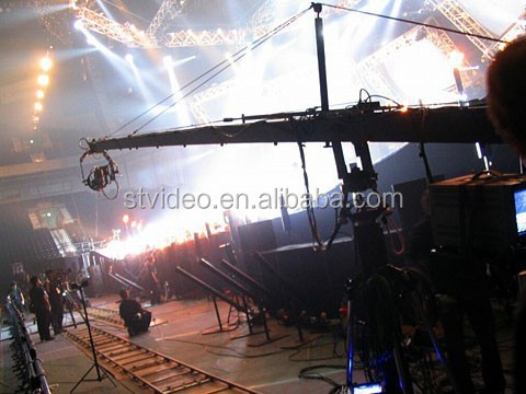 Top quality of Original Triangle Jimmy jib camera crane for sale