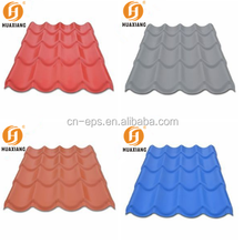 Good impact and low temperature resistance plastic roof tile edging
