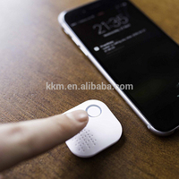 Smart function Ti chip set motion detecting device key chain finder vibration alarming tracker