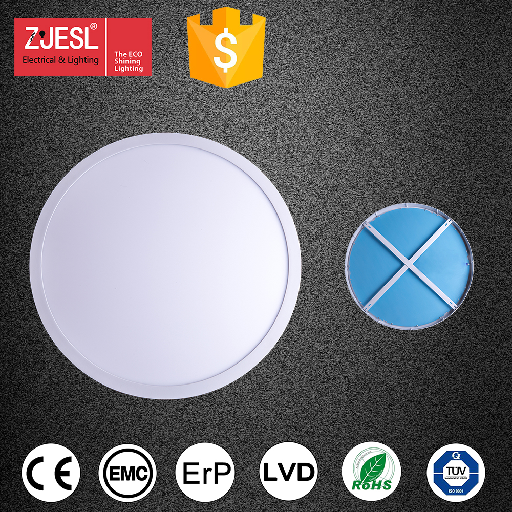 600mm 45w Best price Round Led panel light with Hanging Wire