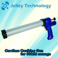 600ml Sausage Cordless Caulking Gun