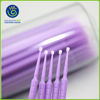 Professional Eyelash CE Approved Disposable Dental Micro Applicator with Bottle