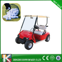 most luxurious single seat electric golf cart/used golf cart with ce