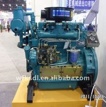 weifang R6105 series 6 cylinder diesel generator for sale