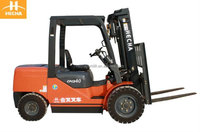 CPCD404 ton 3m disel forklift/hydraulic power shift 1-10t available factory price