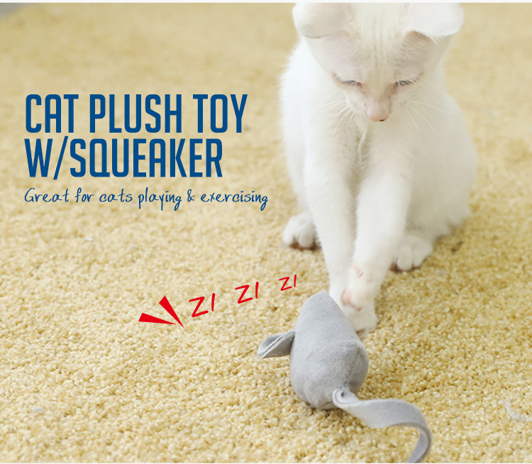 Tianyuan pet attractive cat chase toy,cat toy mouse cheap