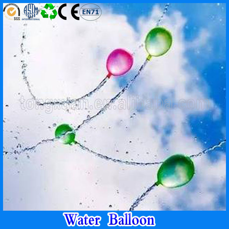 Water balloons self sealing flying inflator magical pool party