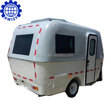 Australian Standard Luxury Design Fiberglass Motorhomes Trailer and Offroad RV Traveling Caravan