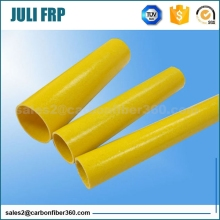 Fiberglass Reinforced Tube Use for structure ,buliding ,Any support pole Application