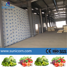 China professional refrigeration equipment manufactory for the large cold storage room