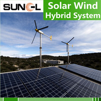 Complete Solution 50 Kw Wind Solar