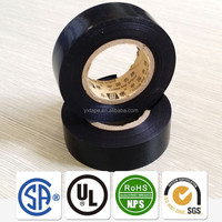 Flame-retarded PVC Wire harness tape/Insulation Tape