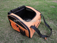 Customised dog pet carrier
