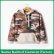 Sweatshirt clothing wholesale bulk custom camo hoodies for men