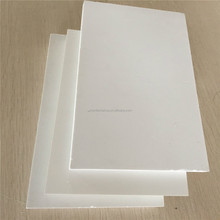 white rigid pvc sheet /Extruded pvc sheet