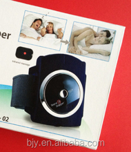 Factory wholesale free sleep stop snoring bracelet Anti Snore Infrared Intelligent Devices watch