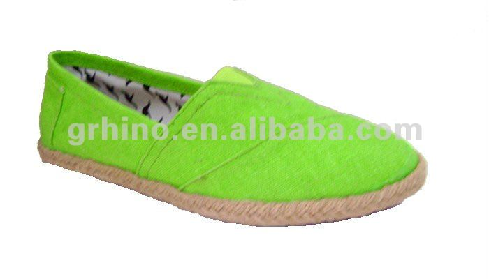 fake design cheap canvas shoes for women