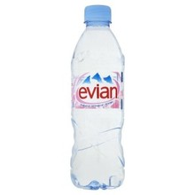 Evian Water - 500ml